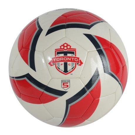 Mls 174 Toronto Fc Soccer Ball Official Size 5 Walmart Canada