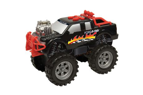 kidco licensed black monster truck toy vehicle walmart canada. Black Bedroom Furniture Sets. Home Design Ideas