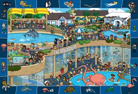Les Folies de l'Aquarium - 6100-0543 - image 1 de 2
