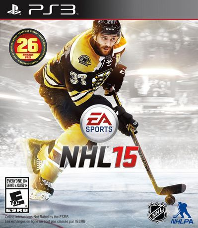 NHL 15 PS3 - image 1 of 1