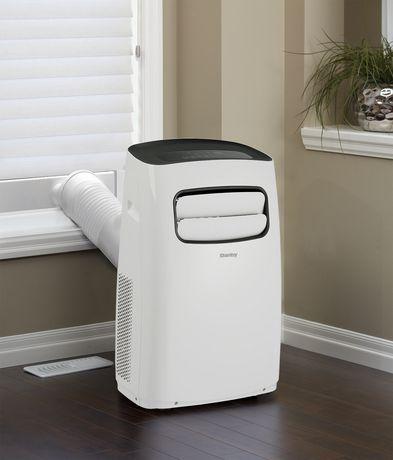 climatiseur portatif danby 8 000 btu. Black Bedroom Furniture Sets. Home Design Ideas