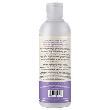 DivaWash Cleanser - image 2 of 2