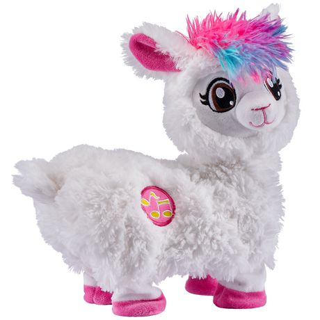 Pets Alive Boppi the Booty Shakin Llama Battery-Powered Dancing Robotic Toy by ZURU - image 1 of 9