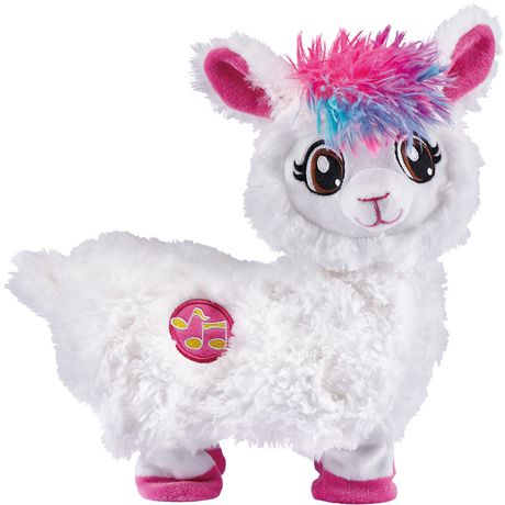 Pets Alive Boppi the Booty Shakin Llama Battery-Powered Dancing Robotic Toy by ZURU - image 3 of 9