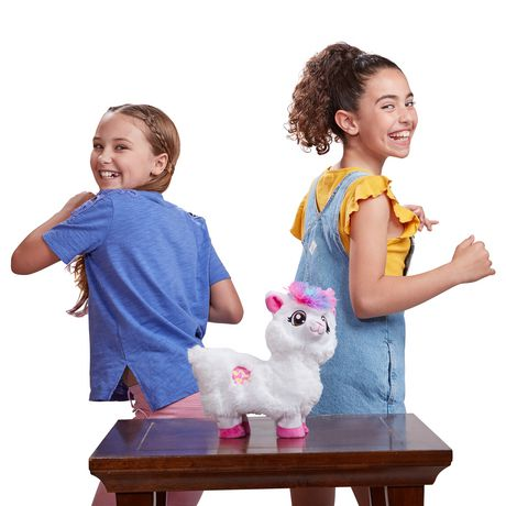 Pets Alive Boppi the Booty Shakin Llama Battery-Powered Dancing Robotic Toy by ZURU - image 7 of 9