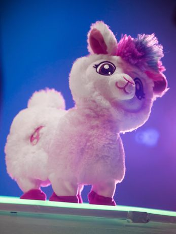 Pets Alive Boppi the Booty Shakin Llama Battery-Powered Dancing Robotic Toy by ZURU - image 9 of 9