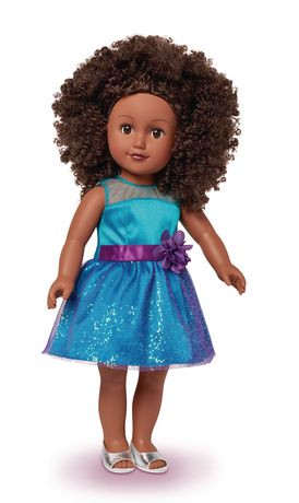 My Life As 18 Inch Party Planner Doll African American