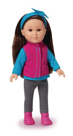 My Life As 7 Inch Mini Doll Outdoorsy Girl Walmart Canada