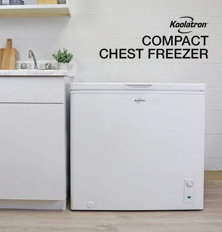 Koolatron KTCF195 6.9 Cubic Foot (195 Liters) Large Chest Freezer with Adjustable Thermostat - image 3 of 4