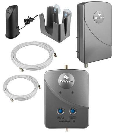 Amplificateur de signal cellulaire de bureau 3g de wilson for Amplificateur de signal cellulaire maison