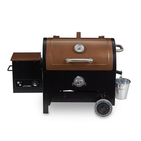 Pit Boss 340 Portable Tailgate/Camp Pellet Grill - image 2 of 6