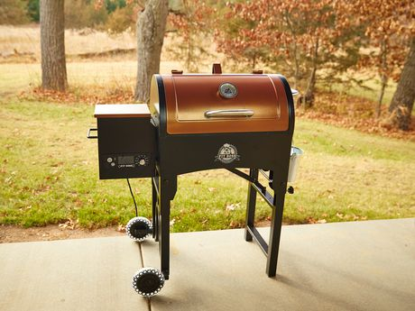 Pit Boss 340 Portable Tailgate/Camp Pellet Grill - image 3 of 6