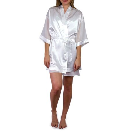 George Ladies  Bridal Collection Robe - image 1 ... a480db0f0