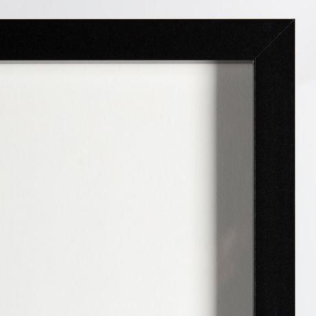hometrends Black MacIntyre Poster Frame | Walmart Canada