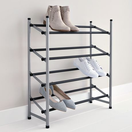 Mainstays  Tier Shoe Rack Reviews