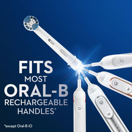 Oral-B Professional Precision Clean Replacement Electric Toothbrush Head - image 5 of 6