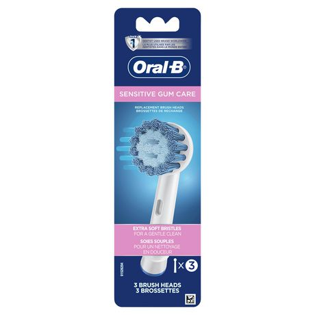 Oral-B Sensitive Replacement Electric Toothbrush Head