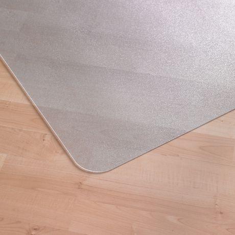 "Floortex Cleartex Advantagemat 36"" X 48"" with lip-for Hard Floors - image 1 of 2"