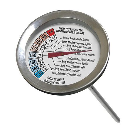 Backyard Grill Meat Grilling Thermometer   Walmart Canada