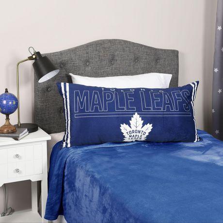 LNH Maple Leafs de Toronto Oreiller de corps - image 1 de 2