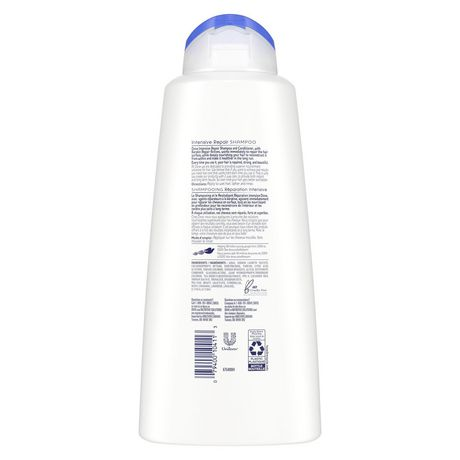 Dove Intensive Repair Shampoo - image 2 of 5