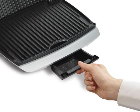 Hamilton Beach Family Size Indoor Electric Grill - image 4 of 7