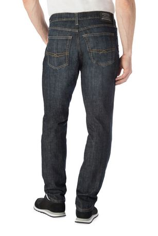 Signature by Levi Strauss & Co. Men's Athletic Denim Jeans - image 2 of 3