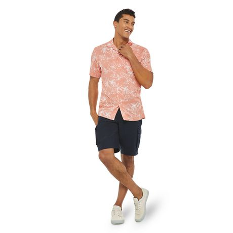 George Men's Resort Shirt - image 5 of 6