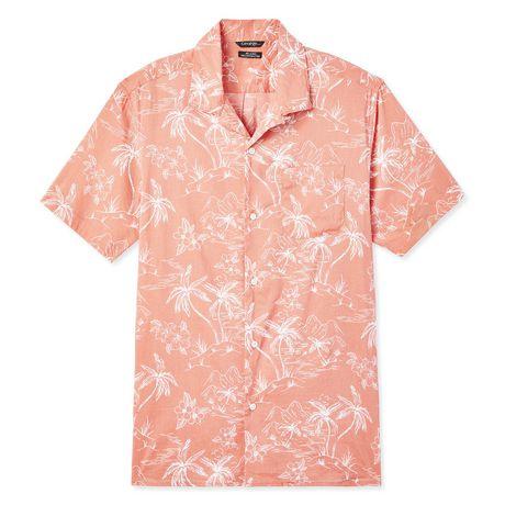 George Men's Resort Shirt - image 6 of 6