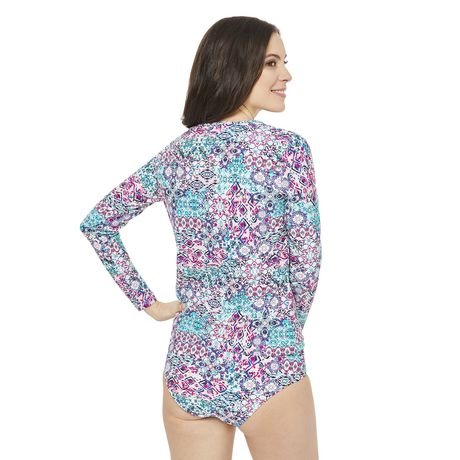 George Women's Rash Guard - image 3 of 6