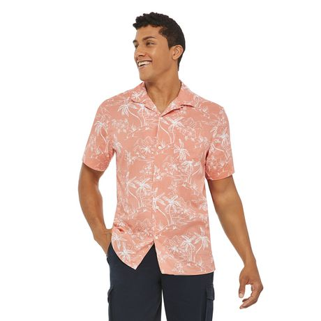 George Men's Resort Shirt - image 1 of 6