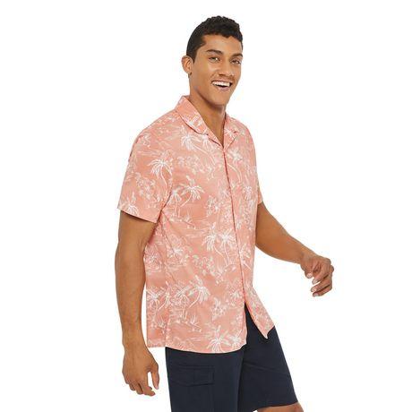 George Men's Resort Shirt - image 2 of 6