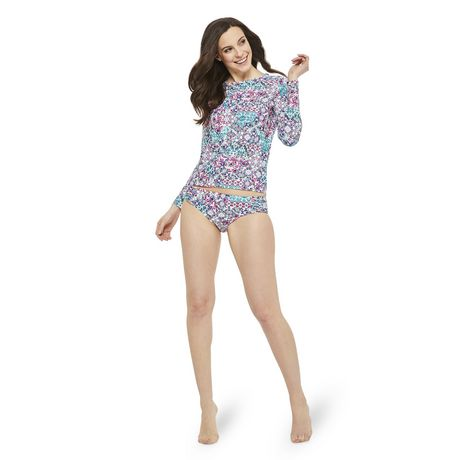 George Women's Rash Guard - image 5 of 6