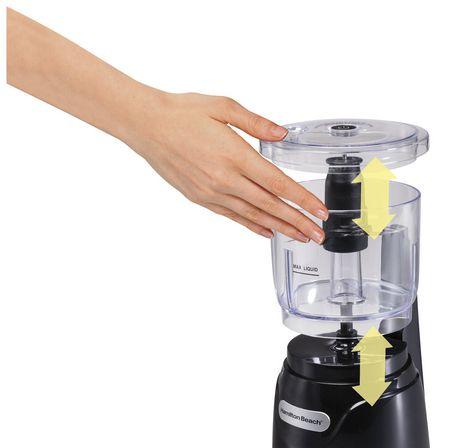 Hamilton Beach Stack & Press™ 3 Cup Food Chopper - image 2 of 7