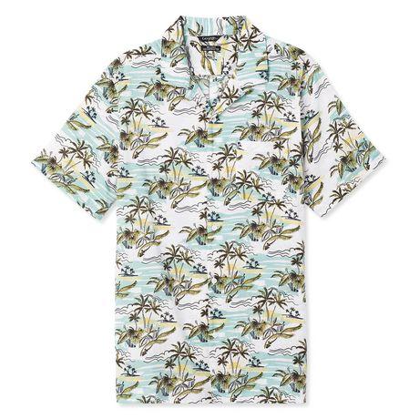 George Plus Men's Resort Shirt - image 6 of 6