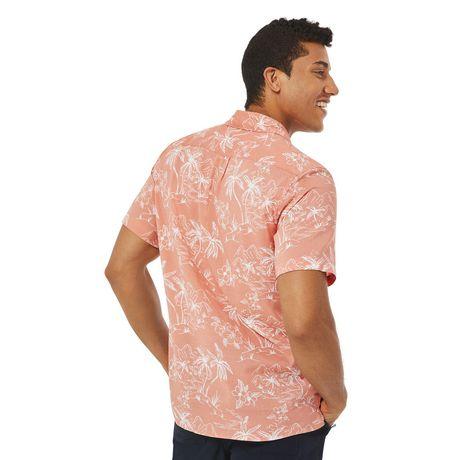 George Men's Resort Shirt - image 3 of 6