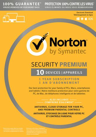 Norton Antivirus Norton Security Premium Upto 10 Devices
