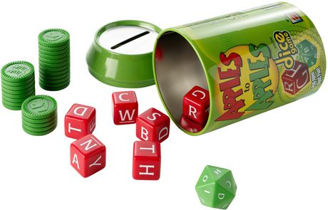 Apples To Apples Dice Game - image 2 of 3