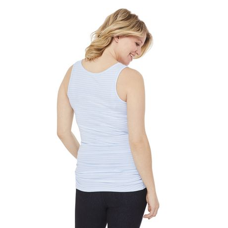 George Maternity Striped Jersey Tank - image 3 of 6