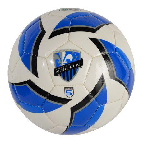 MLS Ballon de soccer de Impact Montréal de taille 5 de la MLS® - image 1 de 1