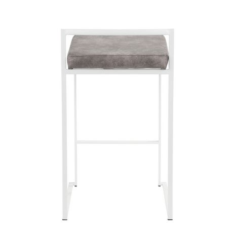 Fuji Contemporary Counter Stool by LumiSource - image 5 of 8