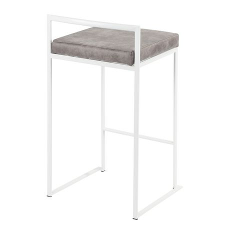 Fuji Contemporary Counter Stool by LumiSource - image 4 of 8