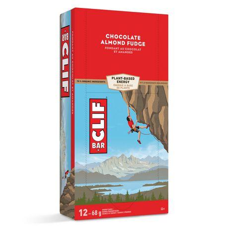 Barre énergétique Bar de CLIF au fondant au chocolat et aux amandes - image 1 de 8