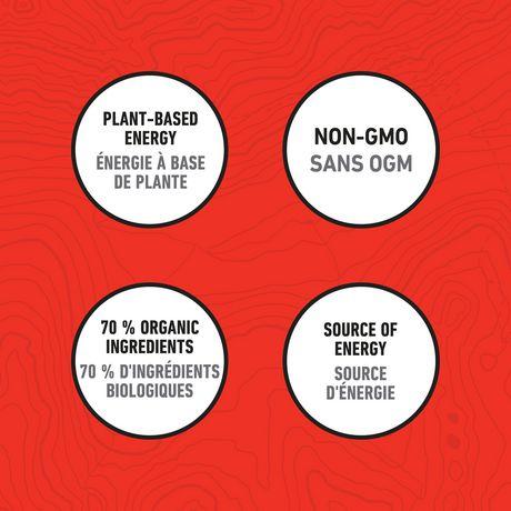 Barre énergétique Bar de CLIF au fondant au chocolat et aux amandes - image 2 de 8