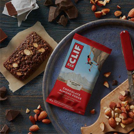 Barre énergétique Bar de CLIF au fondant au chocolat et aux amandes - image 3 de 8