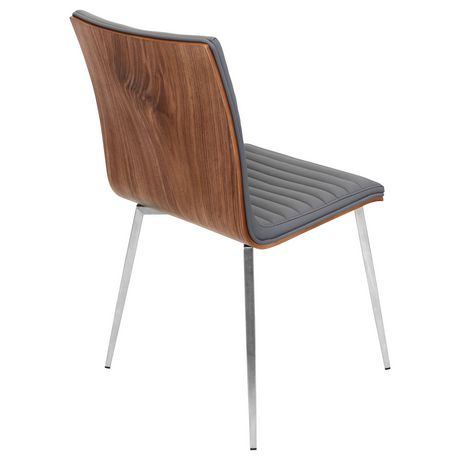 Mason Contemporary Chair by LumiSource - image 3 of 5