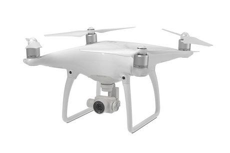 Quadricoptère Phantom 4 de DJI avec caméra et manette - image 2 de 2