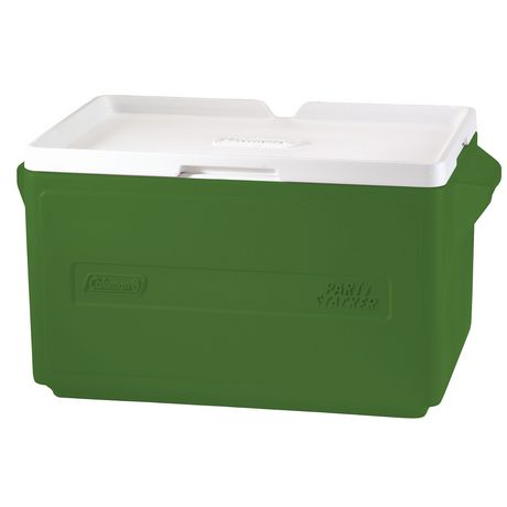 Glacière superposable de 31 litres - verte - image 1 de 3