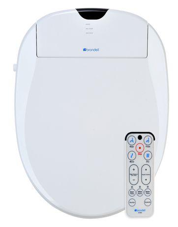 Bidet siège de toilette - Blanc,Swash 1000 - image 1 de 4