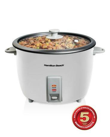 Hamilton Beach 30 Cup Rice Cooker | Walmart Canada